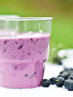 Ultra-Power-Blaubeeren-Smoothie